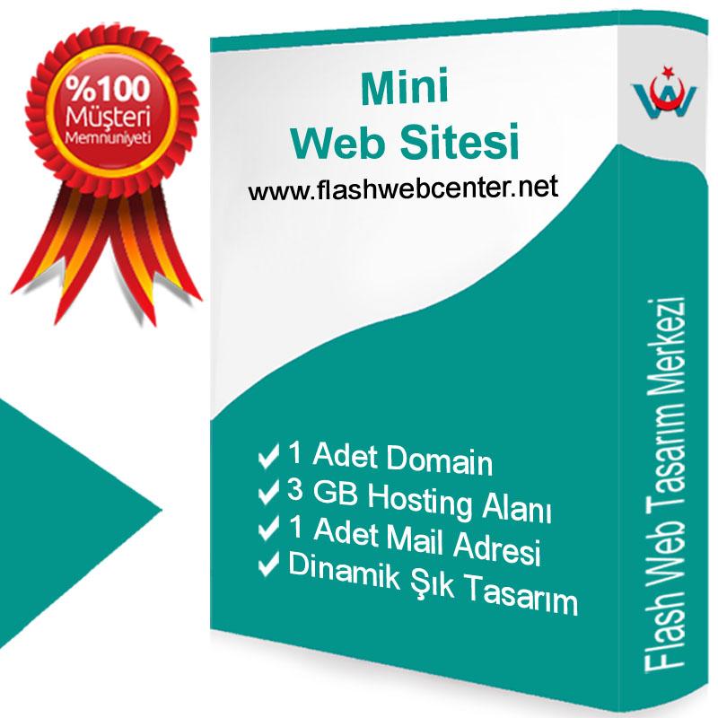 Mini Web Paketi