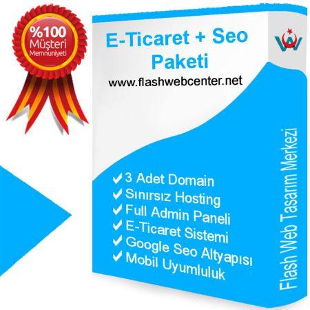 Seo Uyumlu E-Ticaret Sitesi